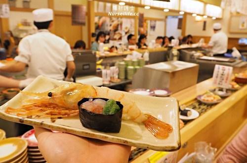 東京晴空塔必吃|迴轉壽司トリトン.來自北海道排隊需要一小時的超人氣平價壽司