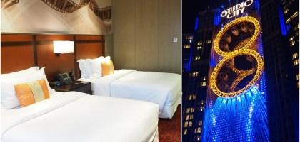 澳門新濠影滙 Studio City Hotel.來一趟躺飯店吃美食兼購物的廢柴之旅