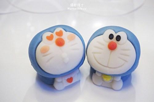 日本LAWSON期間限定哆啦A夢和菓子.誠實豆沙包風味