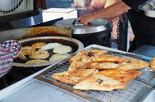 天母下午茶|一開賣就排隊的德東忠義街口蔥油餅