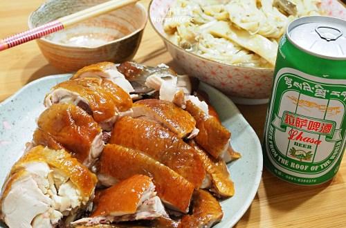 明味鵝肉|天母德行東路出沒的茶鵝、油雞攤車