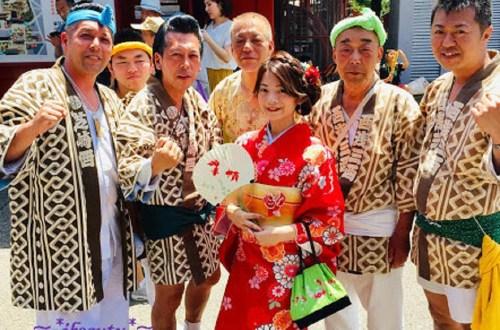 東京江戶三大祭|200多萬人參與的淺草寺大祭典:三社祭