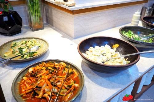 釜山|豆田裡2店.吃韓式豆腐鍋、泡菜鍋送Buffet吃到飽簡直超值!