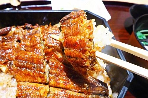 名古屋|鰻魚飯 備長.炭火炙燒的美味