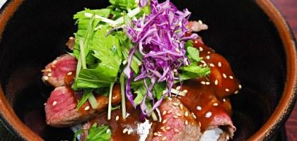 金澤屋牛肉店.20份午間限定的山形牛和牛丼超划算!