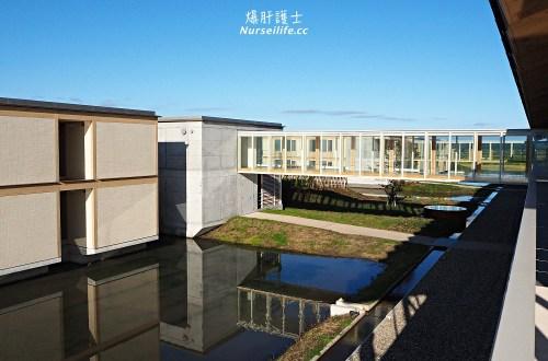 庄內水田露台|位在水田上擁有一整面書牆的全木造MUJI感簡約風設計飯店!