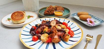 米其林餐廳 Orchid 蘭有外送了!在家動動手指就能享用美味料理