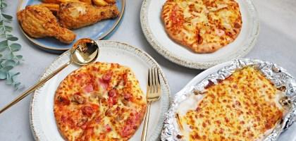 天母皇家披薩.在地20年的百元美式披薩與焗麵