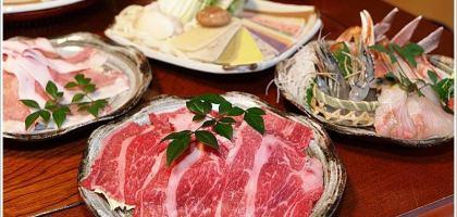 【鳥取/倉吉】百年老店清水庵 倉吉特有的麻糬涮涮鍋