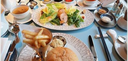 台北東方文華 COCO 法式美饌餐廳 C/P值低 吃了會傷心