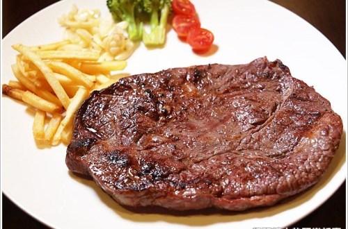 【新莊】黑傑克原味炭烤牛排 棒球場旁高C/P平價牛排!