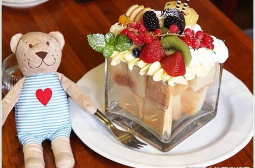【宜蘭下午茶】咖啡糖 義式廚房 適合女孩兒聊天的咖啡館