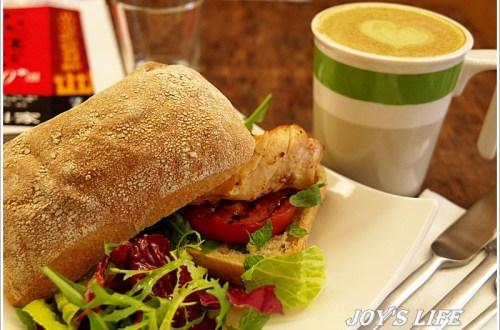 【台北天母】充滿設計感的Topo+ café