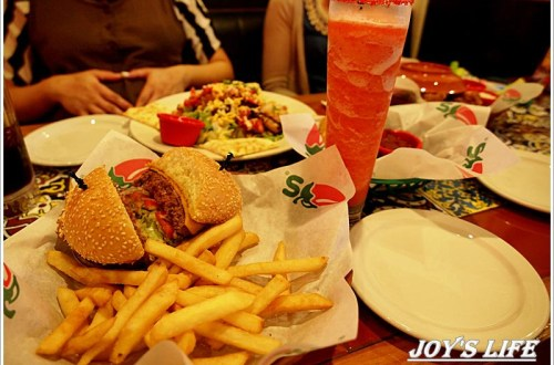 【台北天母】美味的美式餐廳,chili's。