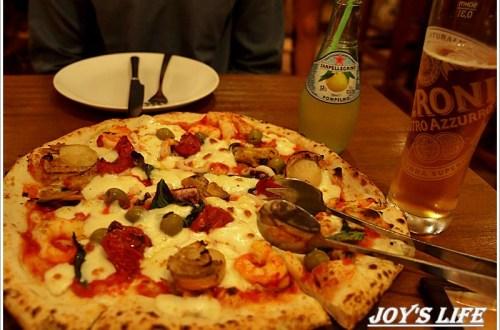 【台北天母】天母地區不能錯過的皮好Q、好有嚼勁的好吃pizza,PIZZERIA OGGI