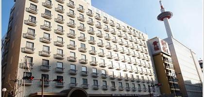 【京都住宿推薦】京都新阪急飯店 (Hotel New Hankyu Kyoto) JR車站就在對面、交通方便、逛街購物、自由行的好選擇!