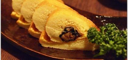 【台北中山】㐂(喜)樂酒場-傳統日式蛋卷軟綿如蛋糕口感驚豔