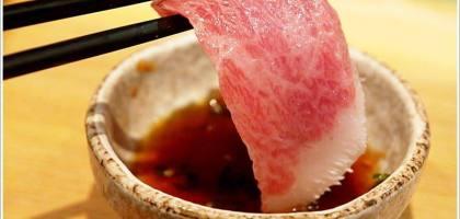 【台北天母】鹿兒島鮪魚大腹入口即化 七訪依然夠水準 旭本日本料理