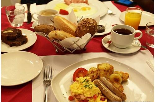 【台北天母早午餐】好吃的歐式麵包早午餐  溫德德式烘培餐館