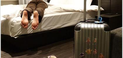 【台北中山】旅人的第二個家,尚印旅店Stay Inn。