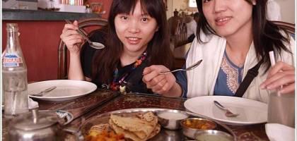 【印度】Rajasthani Restaurant 阿格拉往齋浦爾的公路休息站