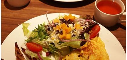 【台北天母早午餐】清爽的義大利蔬食早午餐 Miacucina