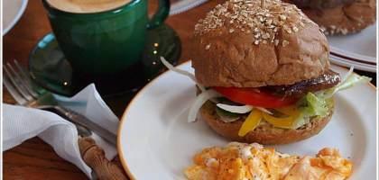 【台北中山 輕食/早午餐】公雞咖啡 Rooster Cafe & vintage @雙連捷運5分鐘