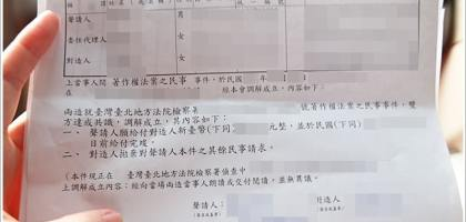 【請尊重智慧財產權】盜圖文者,賠了肉圓X萬元!