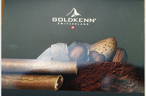 好吃的巧克力GOLDKENN CHOCOLATE CLUB