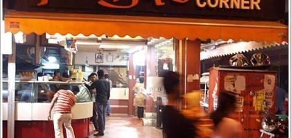 【印度】Sweet corner 吃完可以洗腰子的店