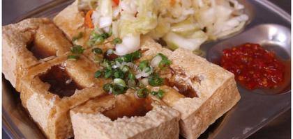 【台南中西】港式脆皮臭豆腐(已歇業)