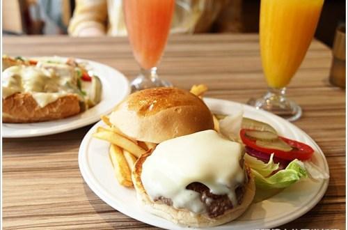 【台北天母 美式漢堡】好吃的美式漢堡 JB's DINER