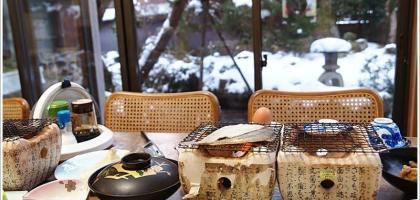 【福井越前大野住宿】奧越小京都-扇屋旅館 おおぎや 來去鄉下的溫泉旅館住一晚