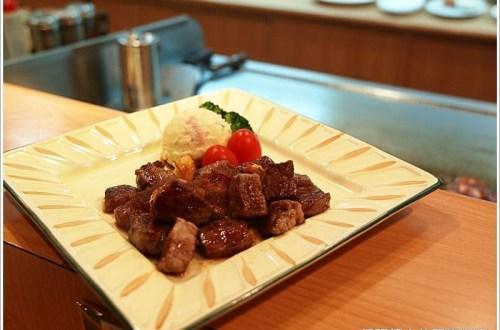 【台北中山 居酒屋】女性掌廚的日式鐵板料理居酒屋 味道筋
