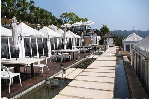【台北陽明山景觀餐廳】屋頂上 The Top 南洋風情餐廳