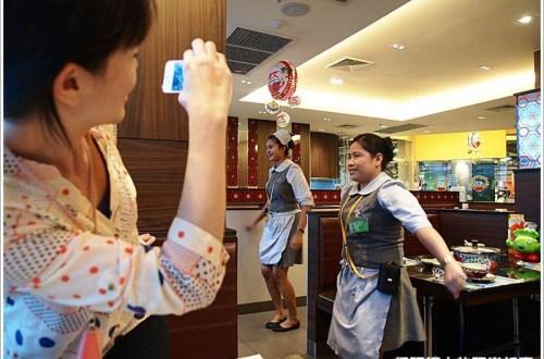 【泰國曼谷】好歡樂的跳舞火鍋店 MK火鍋