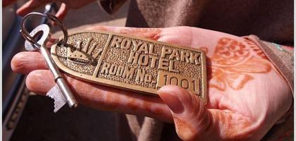 【印度】Hotel Royal Park