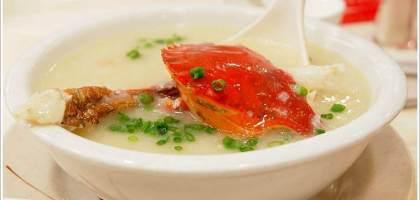 【澳門】誠昌飯店,馳名水蟹粥~