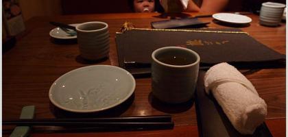 【台北天母】禪。日本料理,虎牙日本料理初體驗~