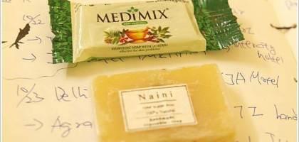 印度必敗!! MEDIMIX 超好用的印度香皂