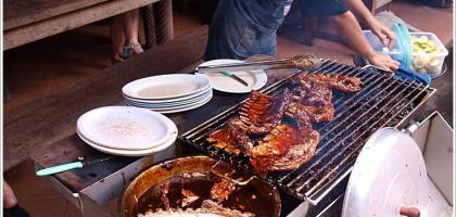 【巴里島】NURI'S  WARUNG 好吃的豬肋排