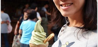 【台南 中西】超濃的人氣冰淇淋,蜷尾家甘味處。