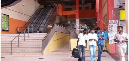 【新加坡】小印度竹腳中心