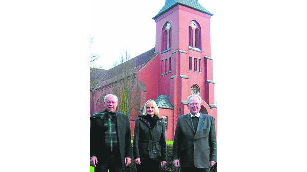 Kirche BHREN Taphorn Pfarrer von neuer Gemeinde Bhren