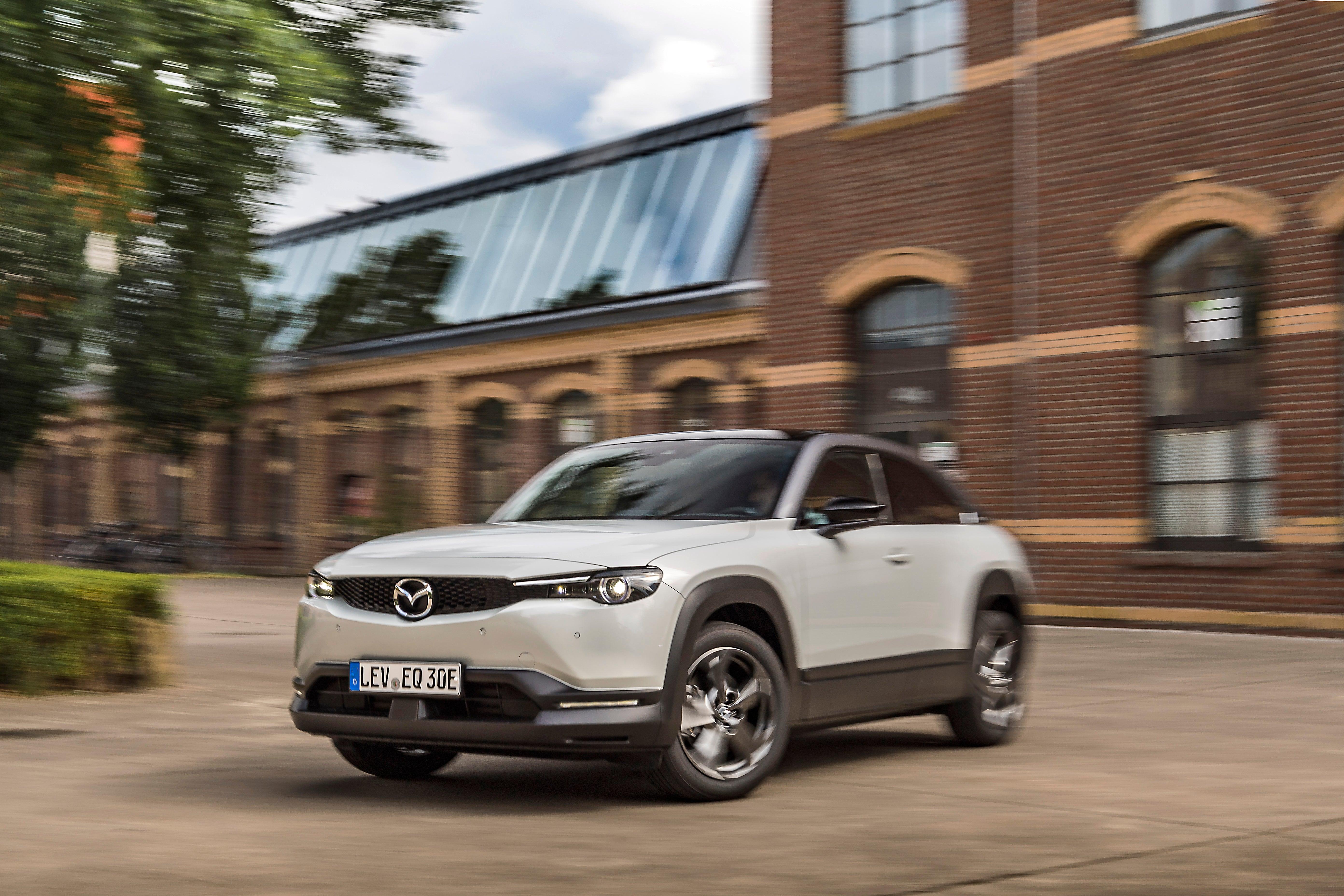 Mazda Entwicklungschef: Der Wankelmotor ist perfekt für die Verbrennung von Wasserstoff