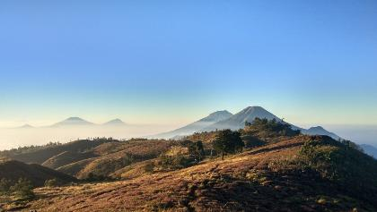The Top Hiking Trails In Indonesia