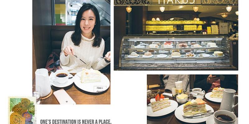  日本甜點 到日本必吃甜點 HARBS - 天王寺/阿倍野近鐵百貨店