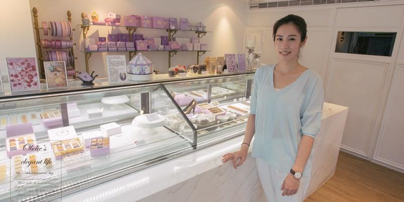 甜品 ⋈ 捷運信義安和站甜點 - Qsweet 精品甜點名媛貴婦吃不胖的秘密