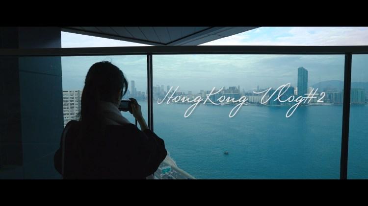 Hong Kong Vlog #2  香港跨年 吃了N餐的一天