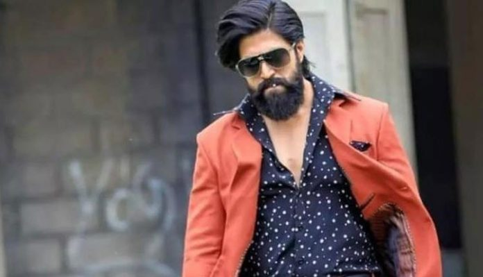 KGF Chapter 2 Star Yash New Excitement